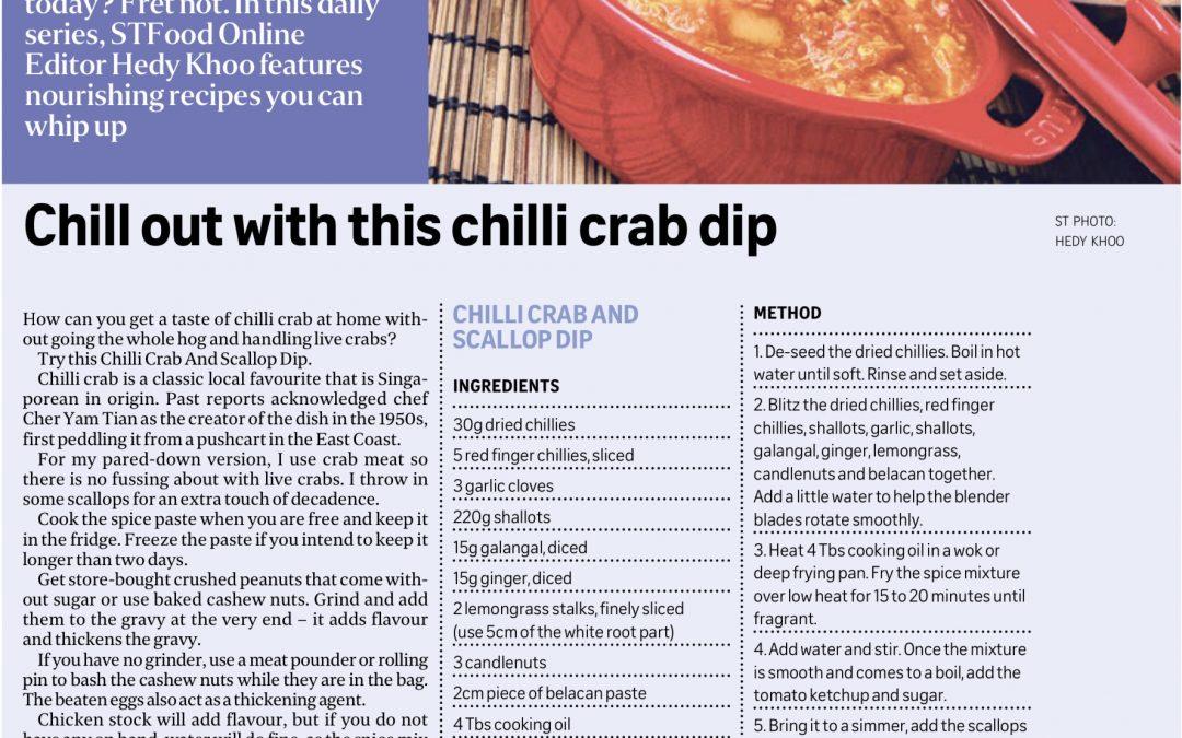Chili Crab Dip
