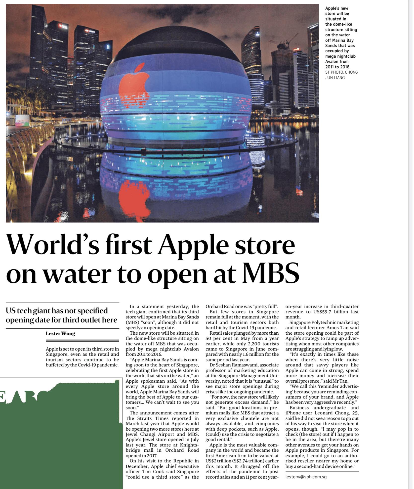 Apple@MBS